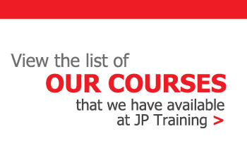 JP Training Courses